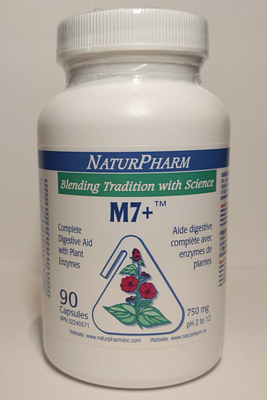 M7+ by NaturPharm