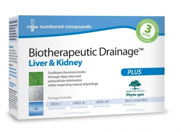BTD Kit - Liver & Kidney