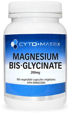 Magnesium Bisglycinate by Cyto-Matrix
