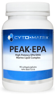 Peak EPA Marine Lipid Complex by Cyto-Matrix