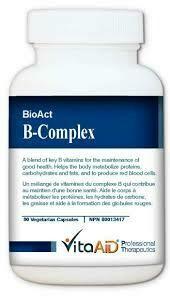 BioAct B- Complex