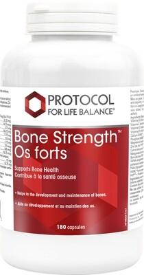 Bone Strength by Protocol for Life Balance