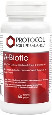 A-Biotic  (Natural Anti Biotic) by Protocol for Life Balance