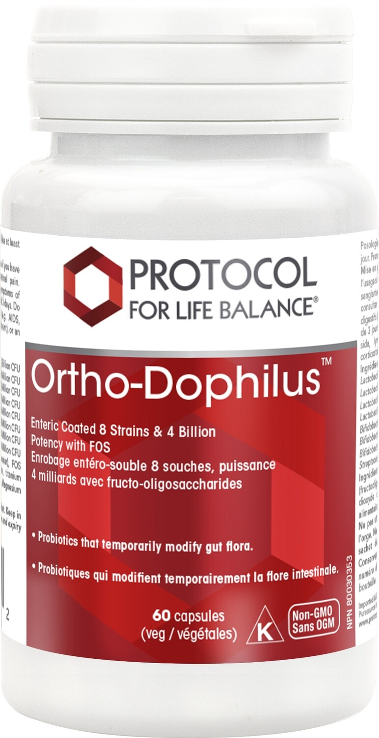 Ortho Dophilus by Protocol for Life Balance