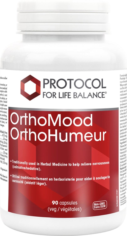 Ortho Mood by Protocol for Life Balance