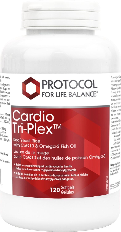 Cardio Tri-Plex by Protocol for Life Balance