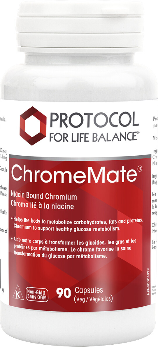 ChromeMate by Protocol for Life Balance