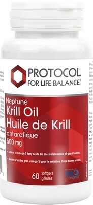Krill Oil by Protocol for Life Balance