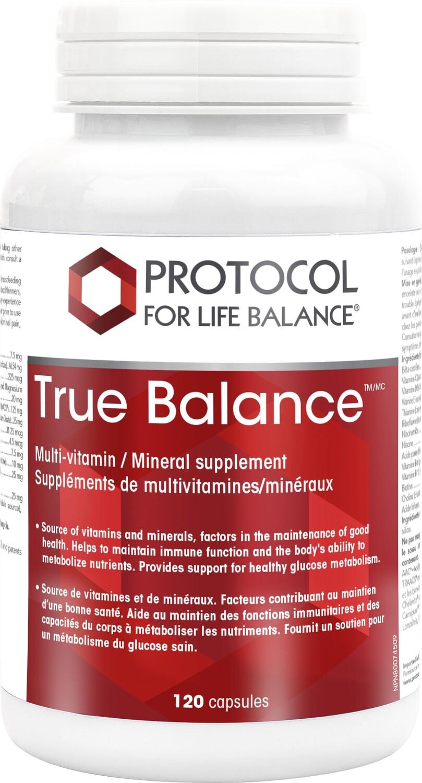 True Balance by Protocol for Life Balance