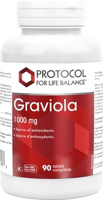 Graviola by Protocol for Life Balance