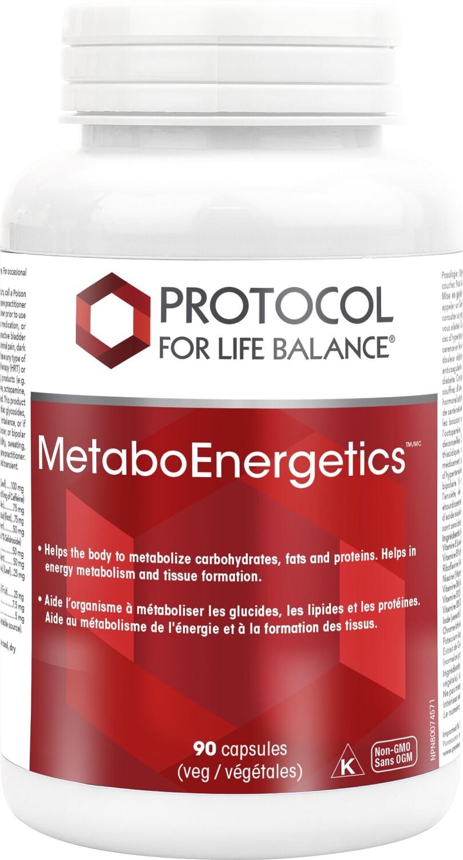 Metabo Energetics by Protocol for Life Balance