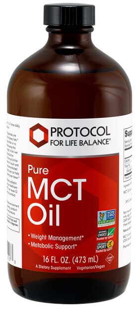 MCT Oil by Protocol for Life Balance
