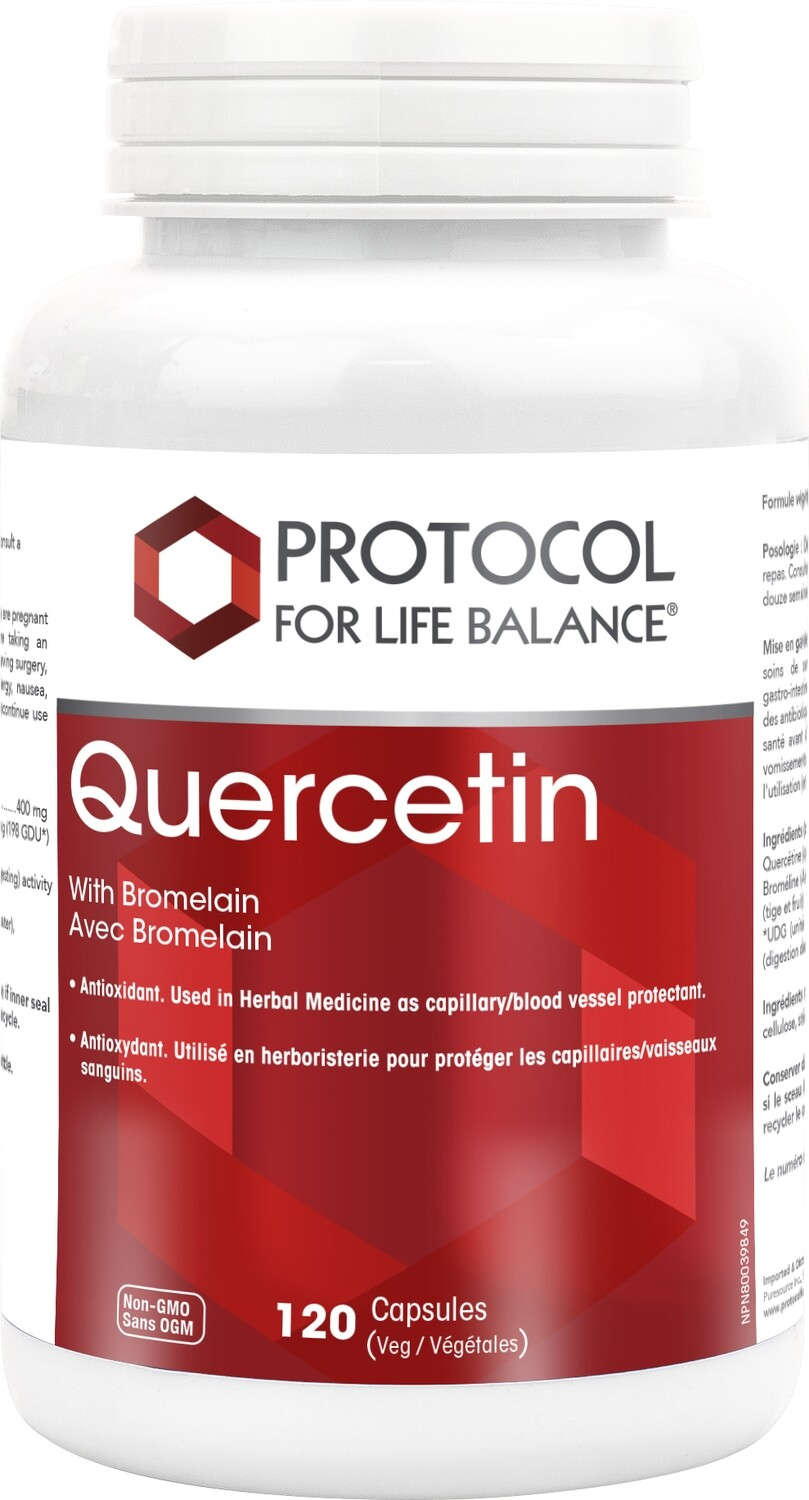 Quercetin by Protocol for Life Balance