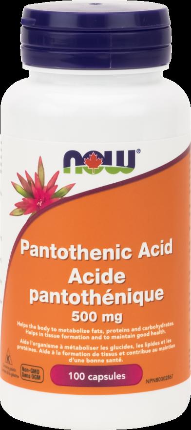Pantothenic Acid (B5) by Now
