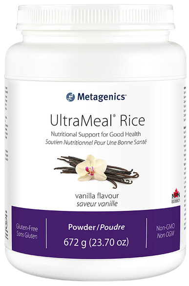 Ultra Meal Rice by Metagenics