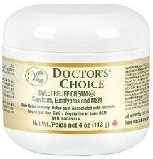 Sweet Relief Cream by Doctor's Choice