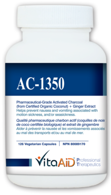 AC-1350 Activated Charcoal Formula by Vita Aid