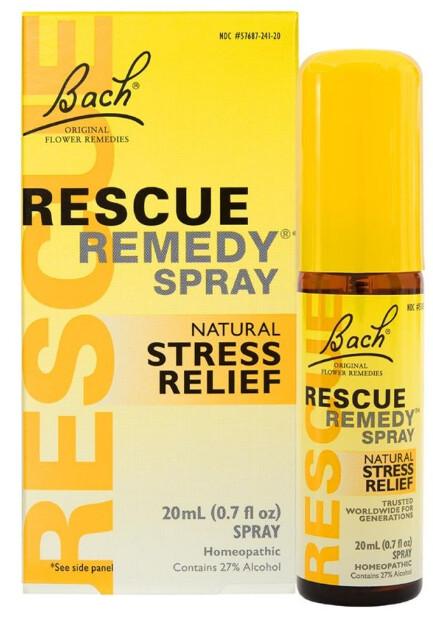 Rescue Remedy Spray by Bach