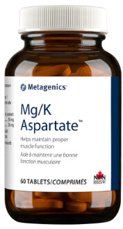 Mg/K Aspartate by Metagenics