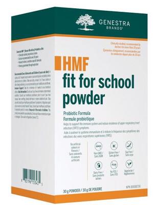 HMF Fit For School Powder by Genestra