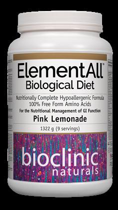 Element All Biological Diet (Lemonade) by Bio Clinic