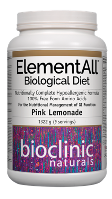 Element All Biological Diet (Lemonade) by Bio Clinic