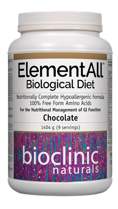 Element All Biological Diet (Chocolate) by Bio Clinic