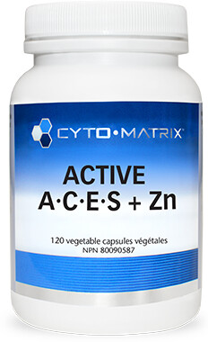 Active A.C.E.S + Zn by Cyto-Matrix