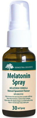 Melatonin (Sleep) Spray by Genestra