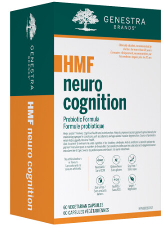 HMF Neuro Cognition by Genestra