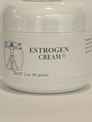 Estrogen Cream (Prescription) by Hanan Enterprise