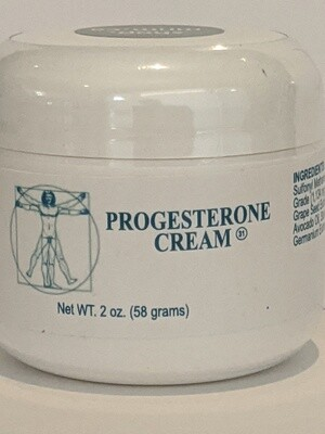 Progesterone Cream (Prescription) by Hanan Enterprise