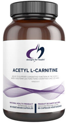 Acetyl L -Carnitine by Designs for Health