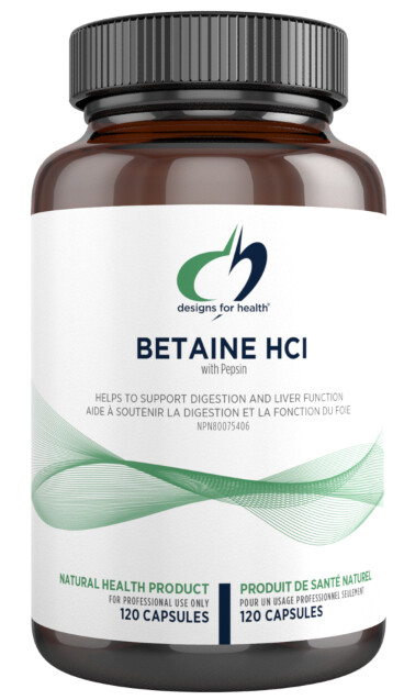 Betaine HCI by Designs for Health
