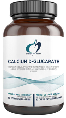 Calcium D-Glucarate by Designs for Health