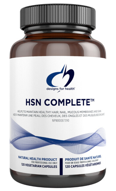HSN Complete (Hair/Skin/Nails) by Designs for Health
