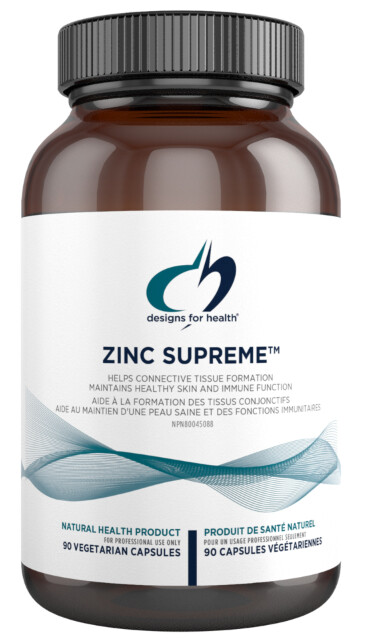 Zinc Supreme by Designs for Health