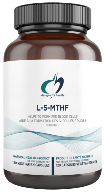 L-5-MTHF by Designs For Health