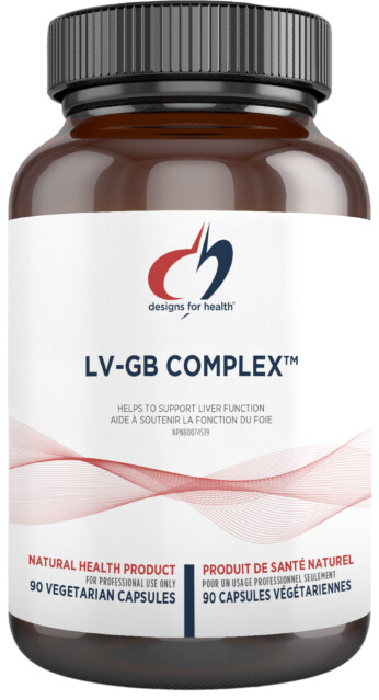 LV-GB Complex by Designs for Health