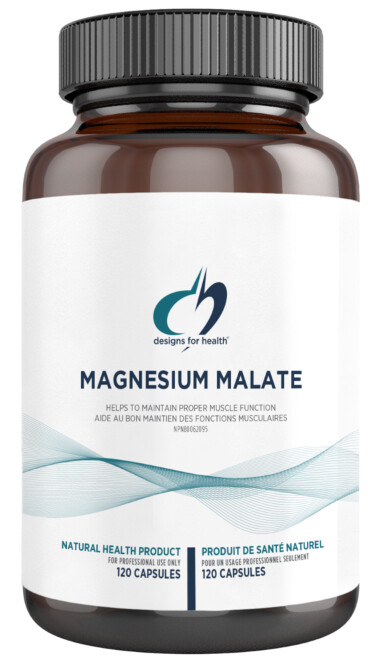Magnesium Malate by Designs for Health