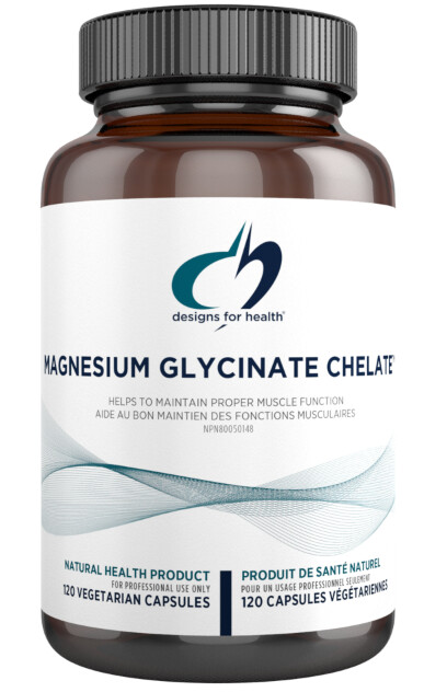 Magnesium Glycinate Chelate by Designs for Health