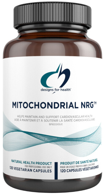 Mitochondrial NRG by Designs for Health