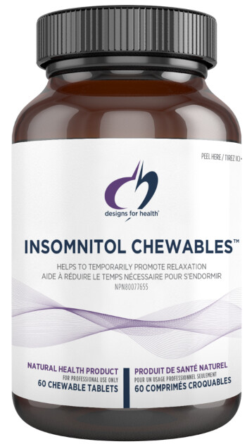Insomnitol Chews by Designs for Health
