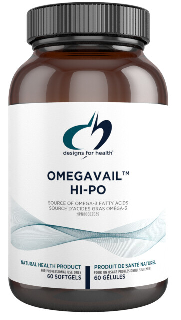 OmegaAvail Hi-Po by Designs for Health