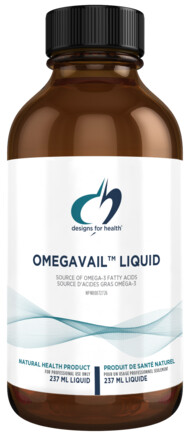Omega Avail Liquid by Designs for Health