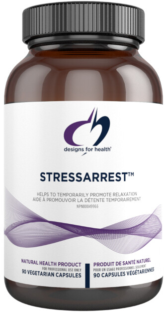 Stress Arrest by Designs for Health