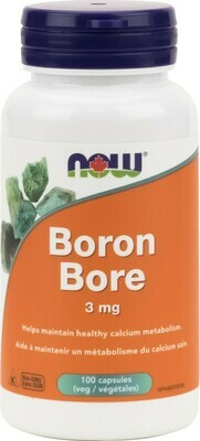 Boron by Now