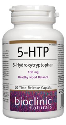 5-HTP Time Release by Bio Clinic