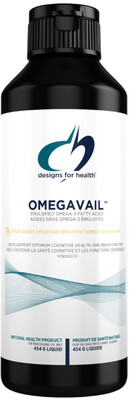 OmegAvail  by Designs for Health