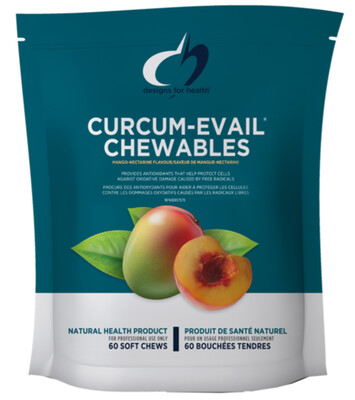 Curcum Evail Chewables by Designs for Health